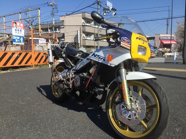NSR250 88'SP
