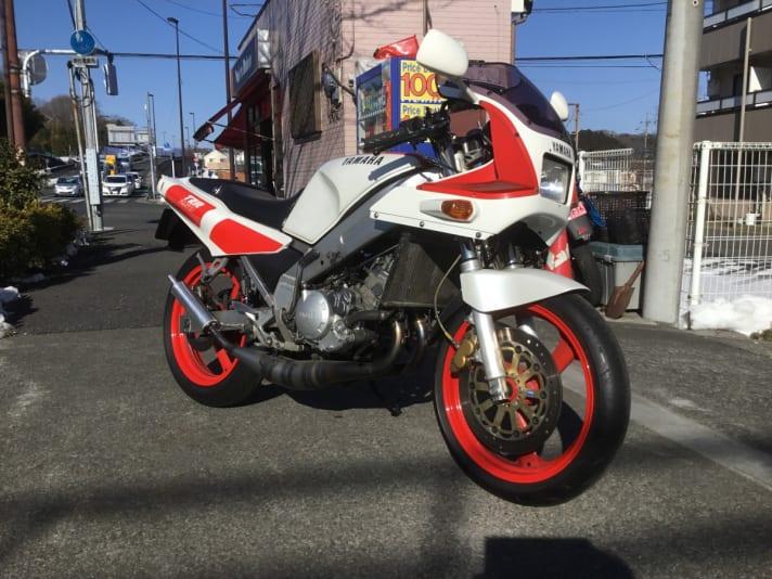 Y・TZR250 1KT