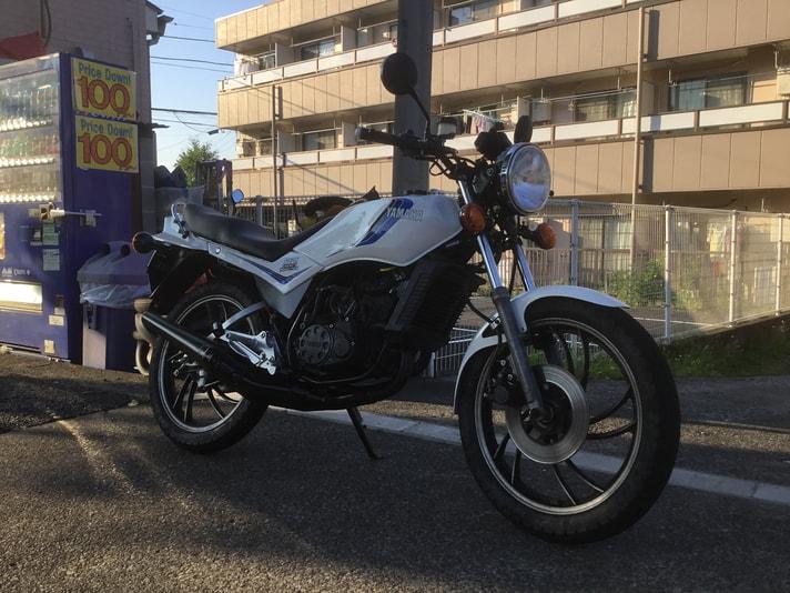 RZ125 13W