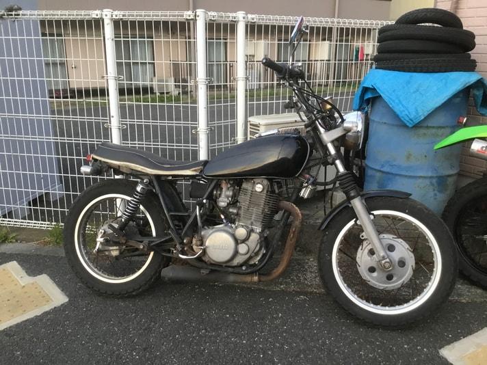 Y・SR500